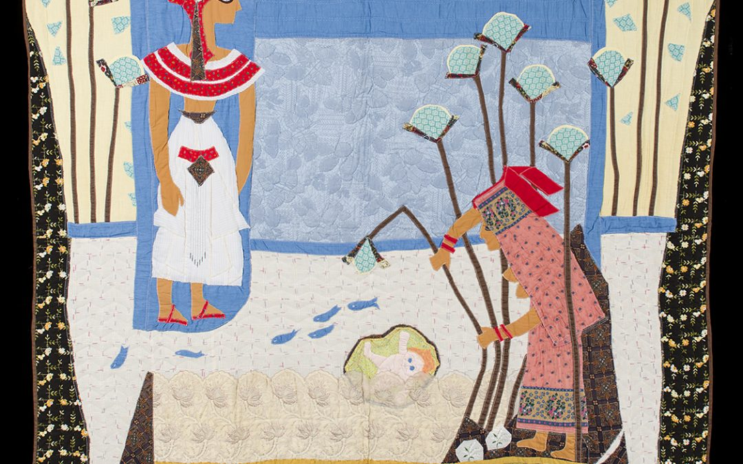The Quilts of Pauline Parker