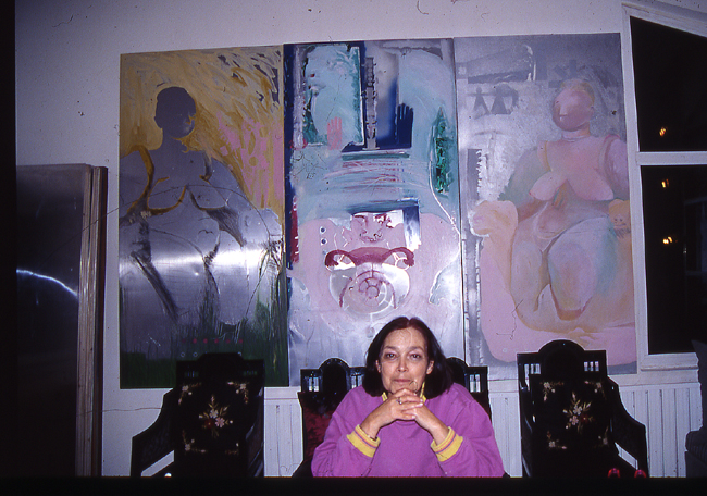 Tomur Atagök: A Life Long Feminist Artist in Turkey